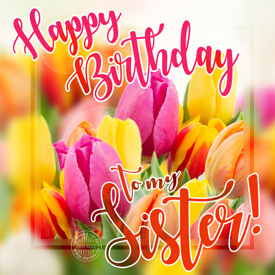 Happy birthday to my sister free download card 339 category happy birthday to my sister izmirmasajfo