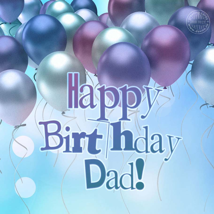 Happy Birthday Dad Download On Davno