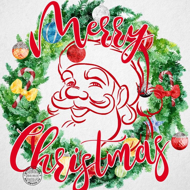 Santa claus or st nicholas christmas card free download card 881 santa claus or st nicholas christmas card m4hsunfo