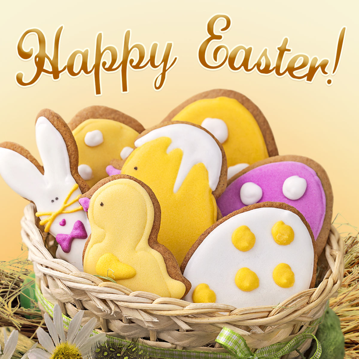 Easter Greeting Card Free Download Card 272 Category Happy
