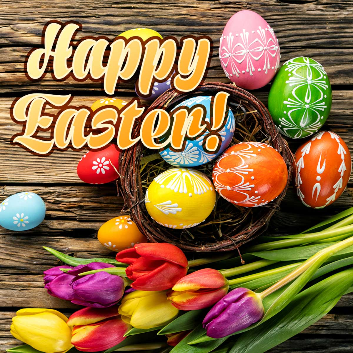 free happy easter cards to send