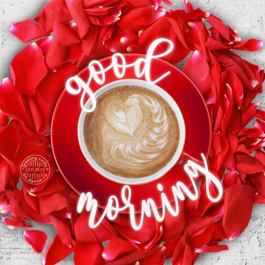 Beautiful good morning image with rose petals download - Good morning rose image ...