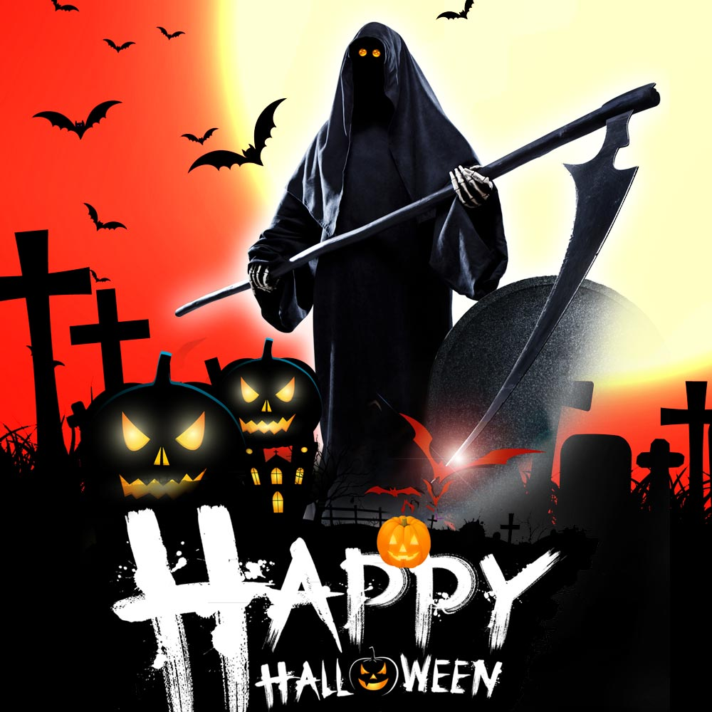 happy halloween card free download. card #802, category: halloween cards