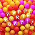 Happy Birthday Balloons e-gift card