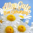 Alles Gute zum Geburtstag! - Happy Birthday in German