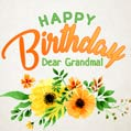 Happy Birthday, Dear Grandma!