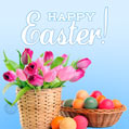 Wishing you joy on Easter