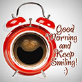 Good morning and keep smiling!