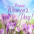 Happy Women's Day eCard