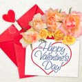 14th February greeting card
