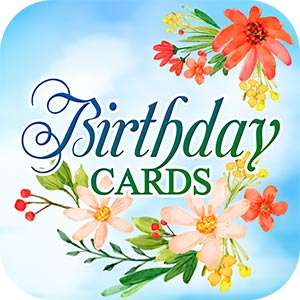 birthday cards - free mobile application