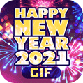 Happy New Year 2021 GIF Images