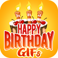 Birthday GIFs Android application free